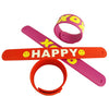 Adult Silicon Slap Wrap Wristbands  - Image 3