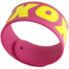 Adult Silicon Slap Wrap Wristbands