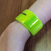 Childrens Reflective Slap Wrap Wristbands  - Image 3