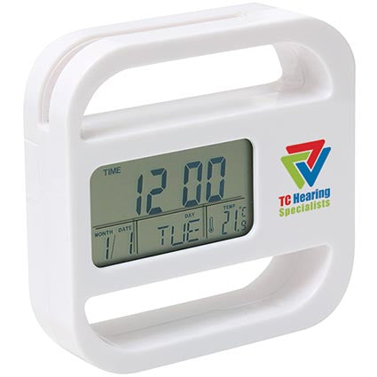 Bianco Multi Function Clocks