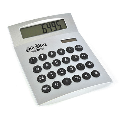 Large Desk Calculators