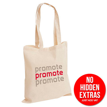 Cotton Tote Shopping Bags