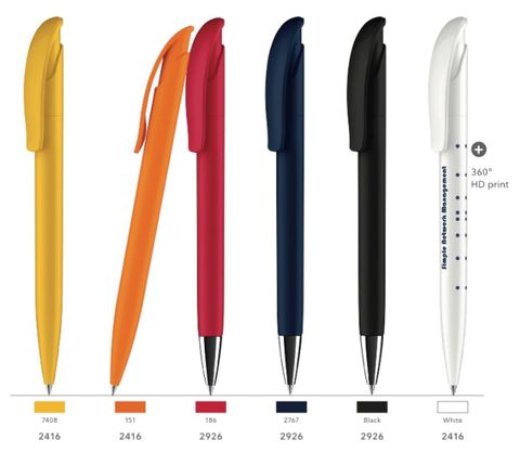 Challenger Polished Pens