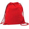 Cotton Drawstring Back Pack  - Image 3