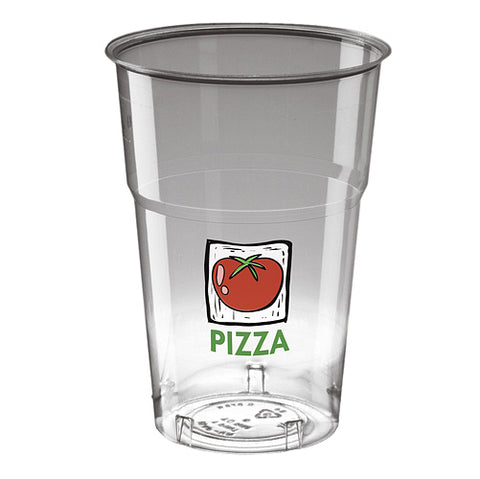20oz Disposable Pint Tumblers