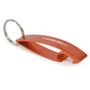 Oval Metal Bottle Opener Keyrings