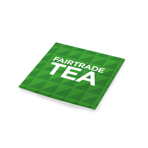 Promotional Fair Trade Tea Bags