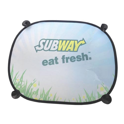 Full Colour Car Window Sunshades