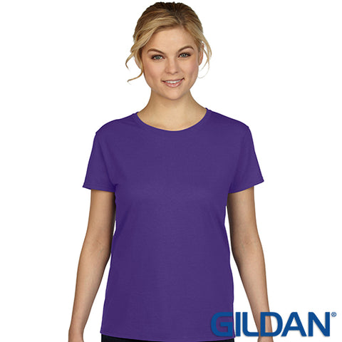 Gildan Ladies Heavy Cotton T Shirts