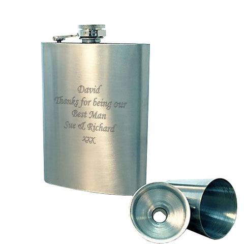 Hip Flask and Cup Sets