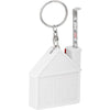 House Shaped Tape Measure Keyrings  - Image 2