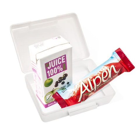 Juice and Breakfast Bar Snack Boxes