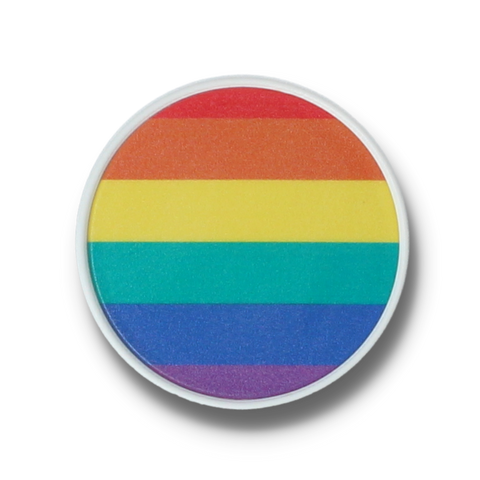 Pride Pop Badge
