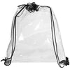 Lancaster Clear PVC Backpacks  - Image 2