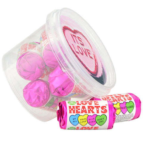 Love Heart Sweet Buckets