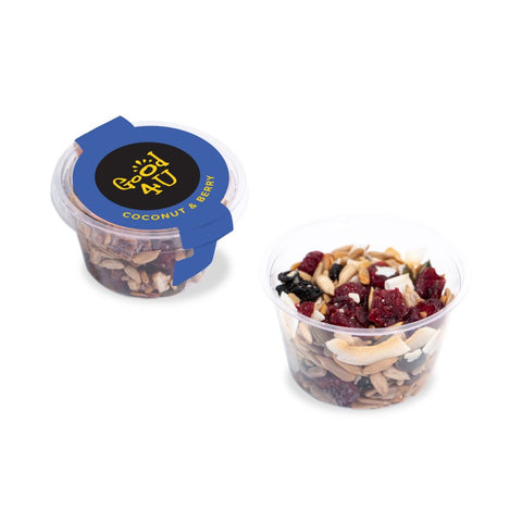 Coconut & Berry Snacks Pot