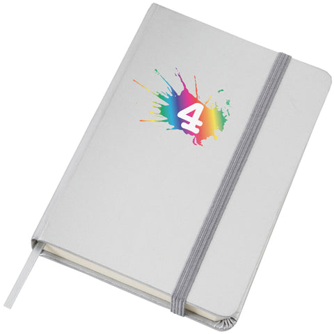 Metallic Hardback Pocket Notebooks