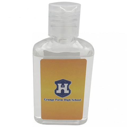 60ml Antibacterial Hand Gels - Alcohol Free