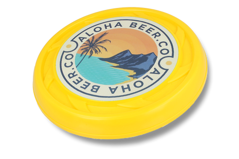 NEW! Recycled Frisbees