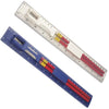 5 Piece Ruler Set  - Image 2