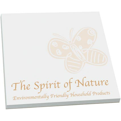 Eco Friendly Sticky Notes 3 x 3