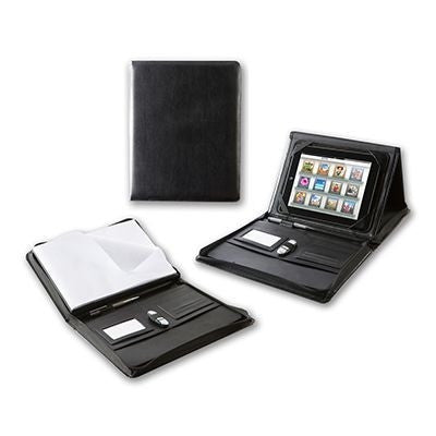 A4 Zipped Portfolio iPad Holders Sample - Adband