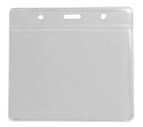 A7 Clear Visitor Wallets - Adband