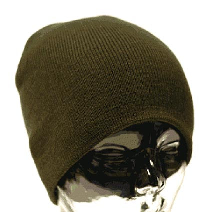 Acrylic Rolled Down Beanie