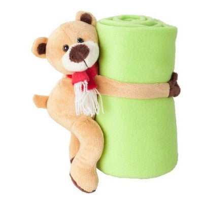 Animal Bear Picnic Blanket Sample - Adband