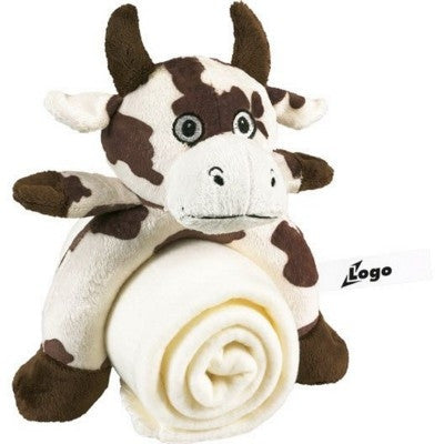 Animal Cow Picnic Blanket - Adband