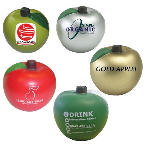 Apple Stress Balls - Adband
