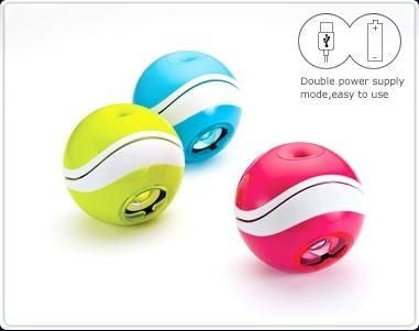 Ball Speakers - Adband