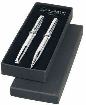 Balmain Concorde Pen Set Sample - Adband