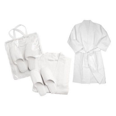 Bathrobe and Slippers Sets Sample - Adband