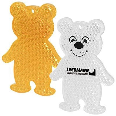 bear shaped reflectors | Adband