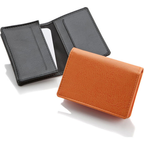 belluno gusseted card wallets sample | Adband