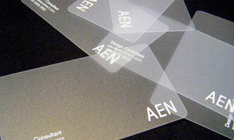 transparent cards | Adband