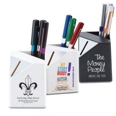 carlton money box pen pots | Adband