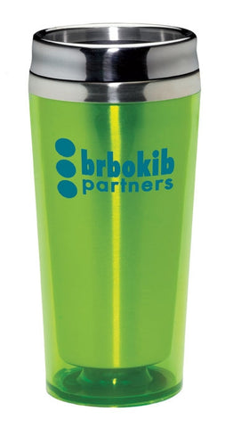 coloured acrylic tumbler | Adband
