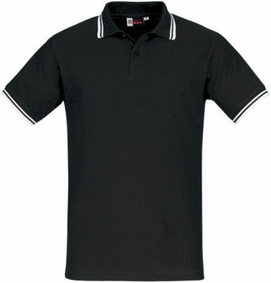 cotton tipping polo shirts | Adband