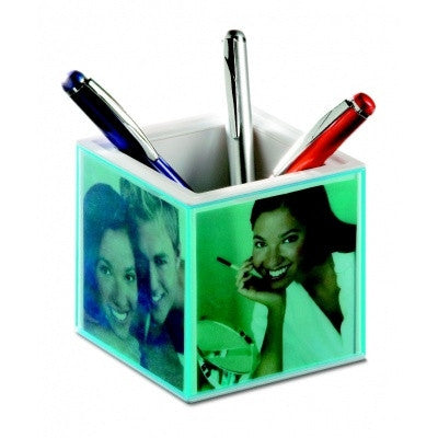 cubic ball pen holders | Adband