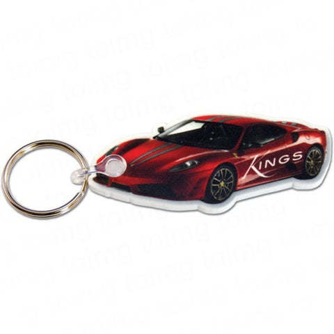 shaped keyrings | Adband
