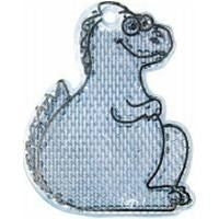 dino shaped reflectors | Adband
