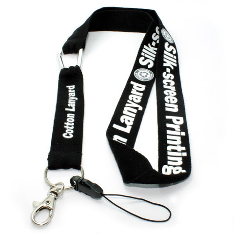 eco cotton lanyards | Adband