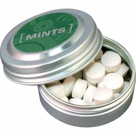 eco recycled mint tins | Adband