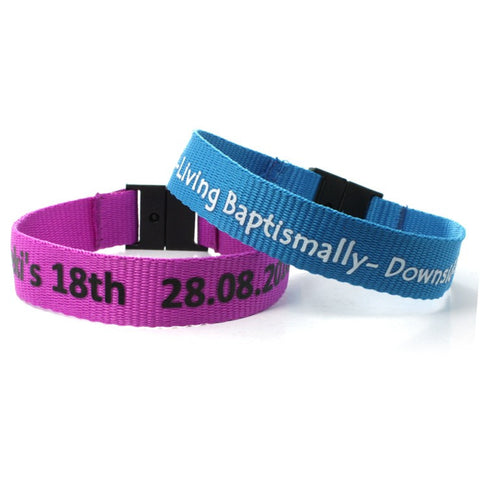 fabric wristbands | Adband