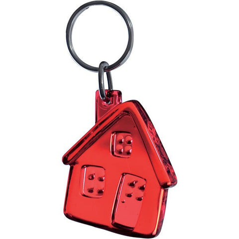 frosted house keyrings | Adband