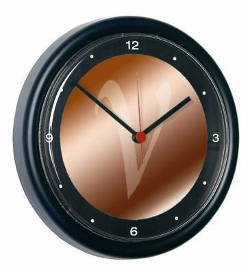 full colour wall clock | Adband