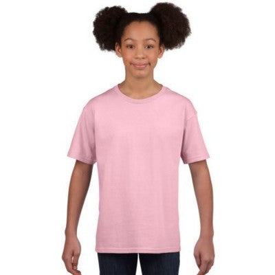 gildan childrens softstyle t shirts | Adband