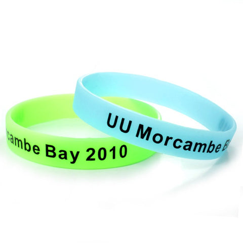 glow in the dark silicone wristbands | Adband
